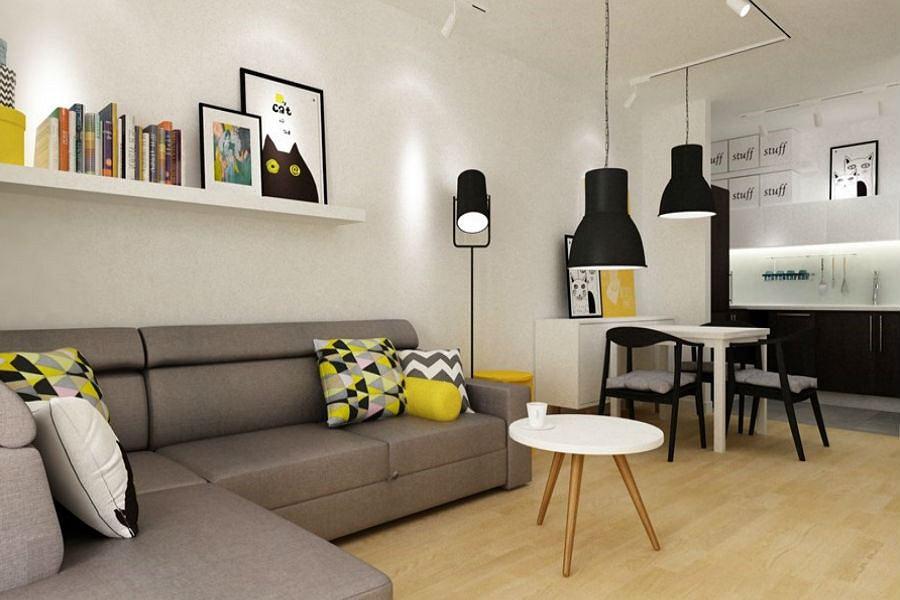 Jak Tanio Urządzić Mieszkanie Pod Wynajem