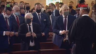 W Toruniu otwarto Parku Pamięci Narodowej w Toruniu. Wśród gości Jarosław Kaczyński i Mateusz Morawiecki