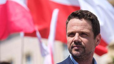 Trzaskowski chce kandydować na szefa PO. W czwartek rozmowa z Tuskiem