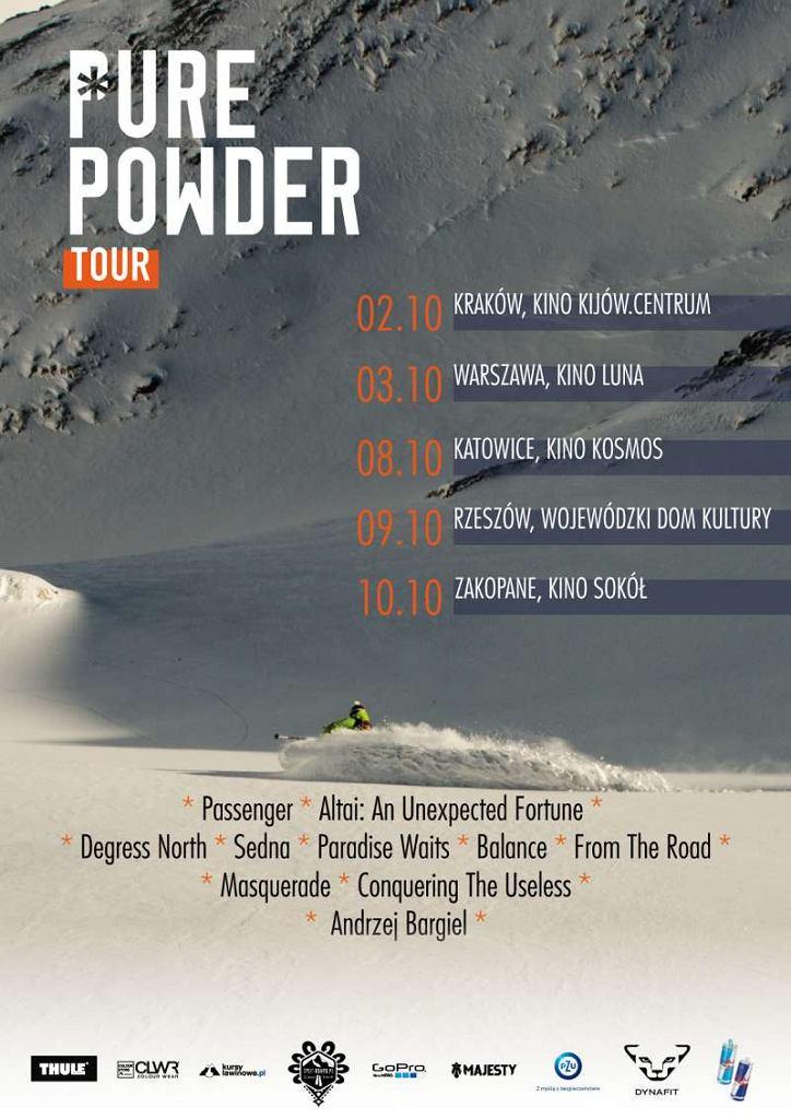 Pure Powder Tour 2015