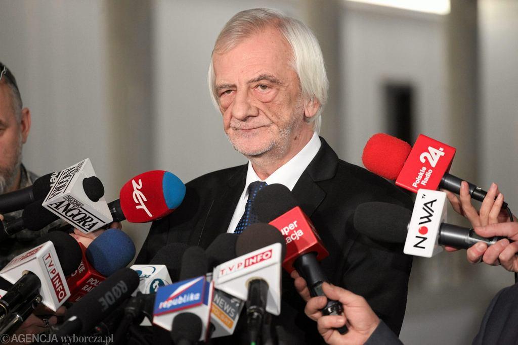 O stanowiskach w BAS decyduje m.in. wicemarszałek Sejmu Ryszard Terlecki (PiS).