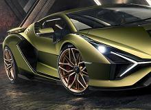 Lamborghini Sian oficjalnie. Włosi zrobili hybrydę w swoim stylu. To ich najmocniejsze seryjne auto w historii