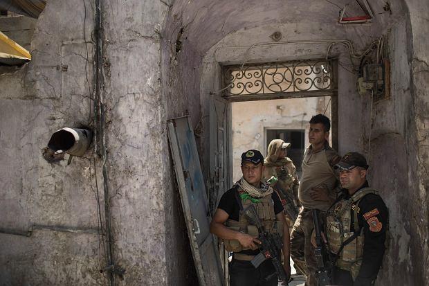 Ofensywa sił irackich w Mosulu