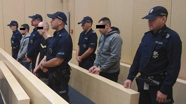 Ogłoszenie wyroku w sprawie samosądu w Sierakowie