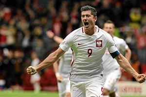 Reprezentacja Polski w piłce nożnej z tytułem Człowieka Roku 2016