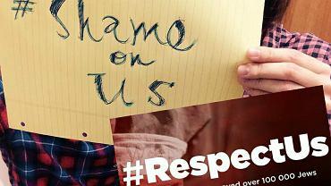 'Jest nam wstyd' odpowiadają przeciwniczki akcji