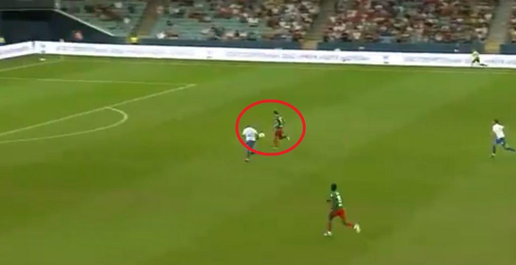Tak Grzegorz Krychowiak strzelił swojego kolejnego gola