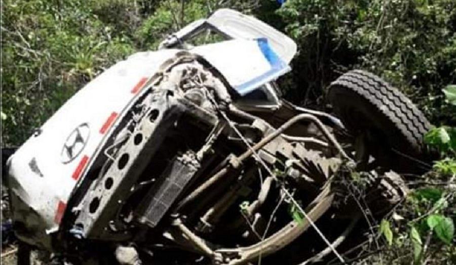 Tragiczny wypadek autokaru z młodymi piłkarzami w Peru