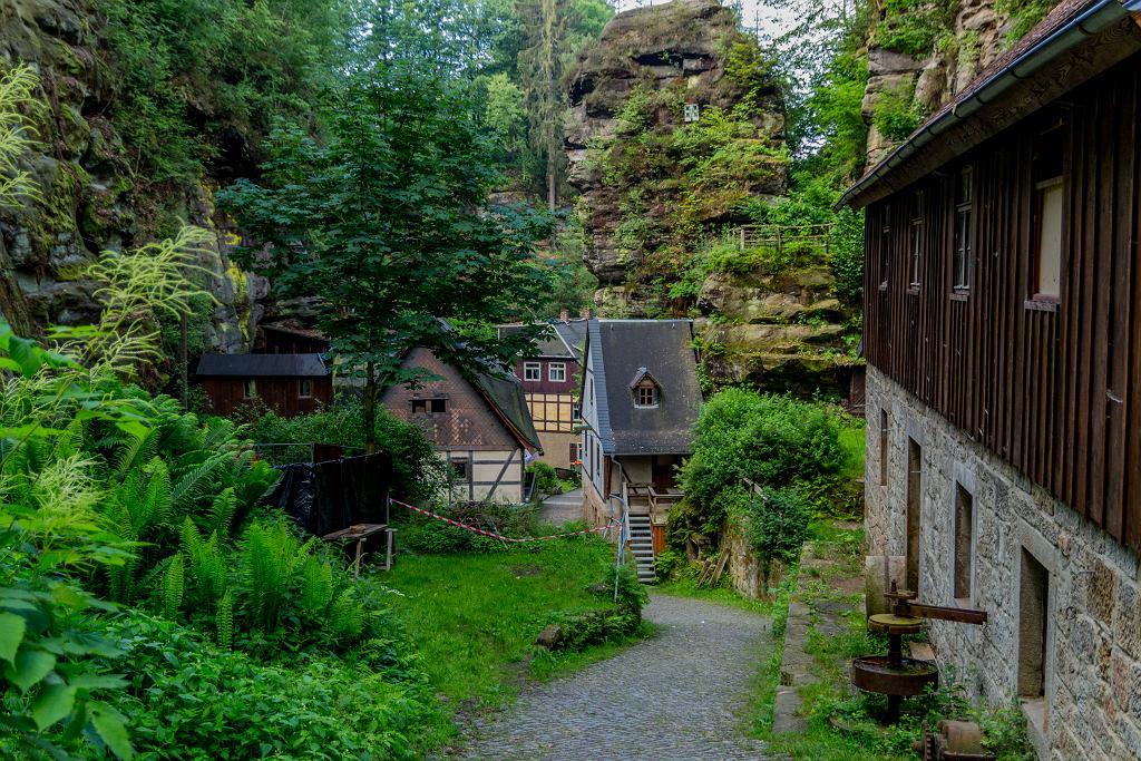 Saksonia Szwajcarska