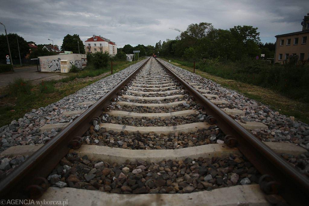 Półwysep Helski - zmodernizowana trasa kolejowa