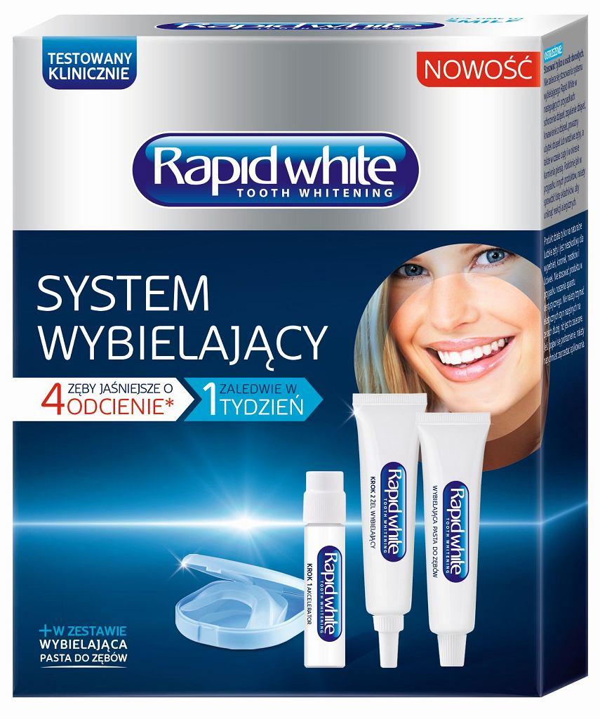 Rapid White System Wybielający