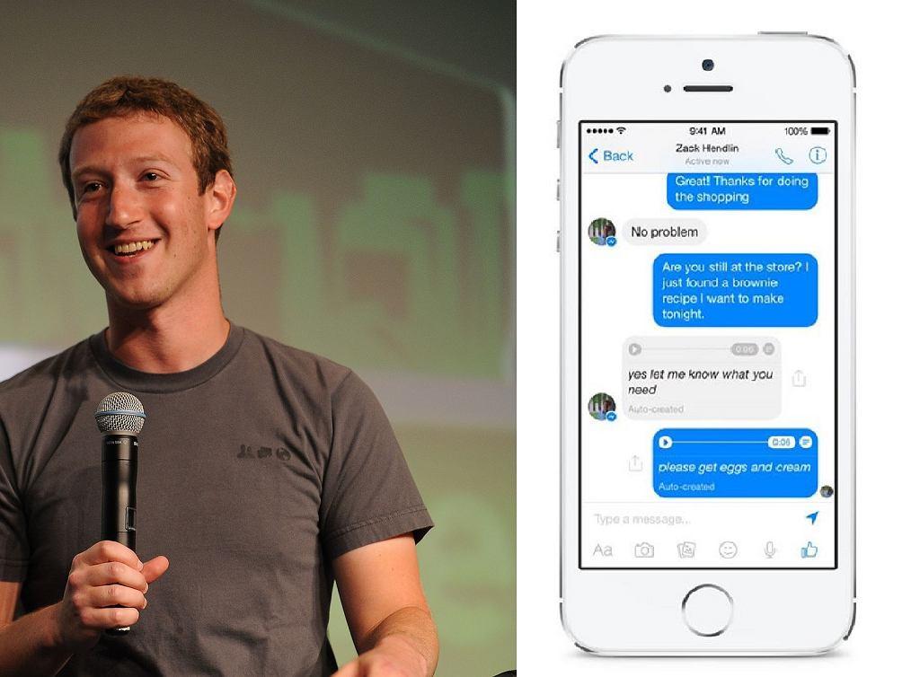 Messenger komunikatorem nr 1 w Polsce