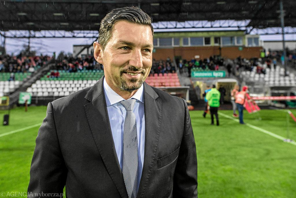 Dariusz Dudek, trener Zagłębia Sosnowiec