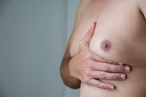 Rekordowe odszkodowanie dla mężczyzny, któremu urosły piersi. Koncern nie ostrzegał o skutkach ubocznych leku psychotropowego