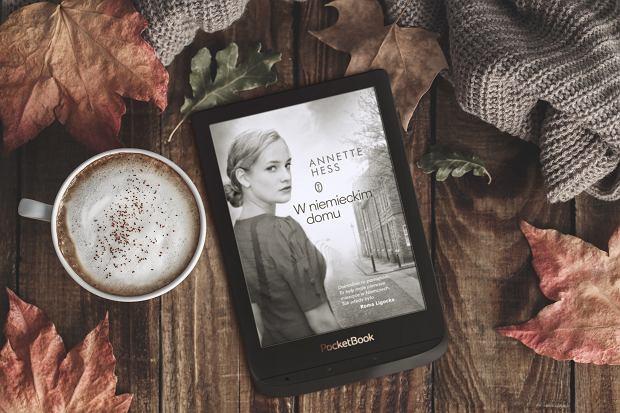 Książka 'W niemieckim domu' w formie e-booka