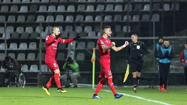 Zagłębie Sosnowiec - Legia Warszawa 2:3