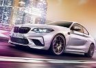 BMW M2 Competition - bardzo ostre BMW M2 z silnikiem od M4