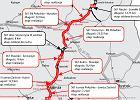 Co się dzieje na trasie Via Baltica? Przeglądamy status prac na drodze S61 [MAPA]