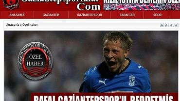 Rafał Murawski z Lecha Poznań dostał ofertę gry w Gaziantepsporze