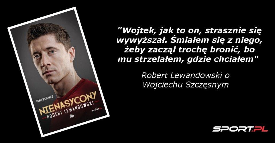 Zdjęcie numer 1 w galerii - Lewandowski po strzeleniu czterech goli Realowi: Szkoda, że nie było piątej [CYTATY Z