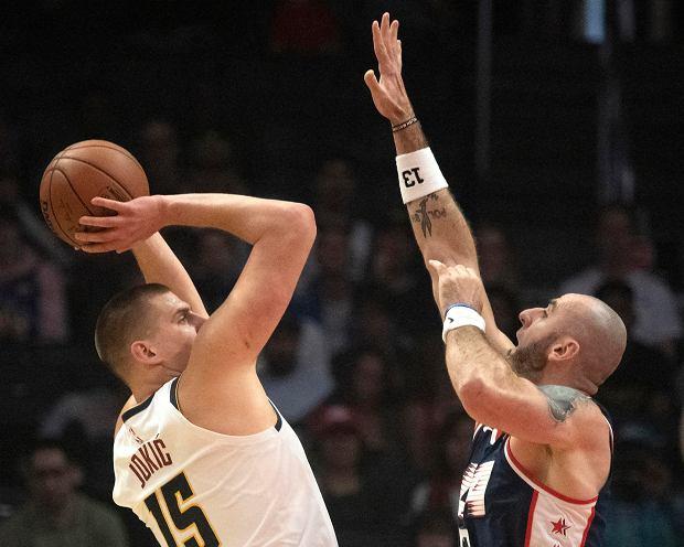 Zdjęcie numer 2 w galerii - NBA. Najlepszy mecz Marcina Gortata w sezonie