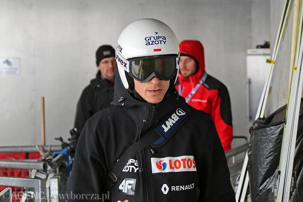 Skoki narciarskie. Polscy skoczkowie wybrali muzykę. Piotr Żyła upamiętni Pawła Adamowicza