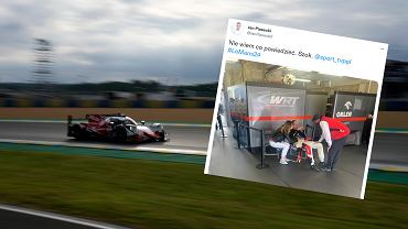 France Le Mans 24h Auto Racing