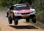 Rajd Dakar. Peugeot zaczyna rozdawać karty. Polacy odrabiają straty