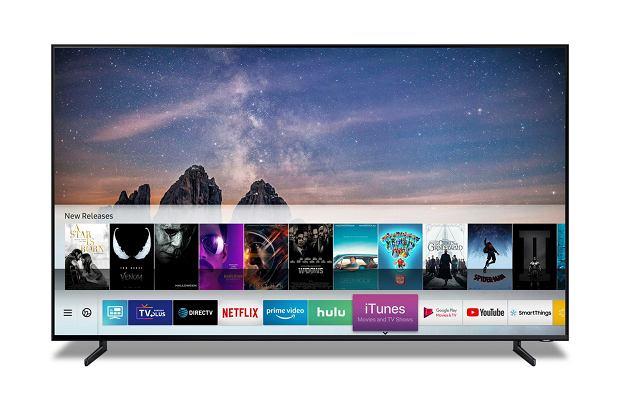 Airplay 2 na telewizorach Samsunga