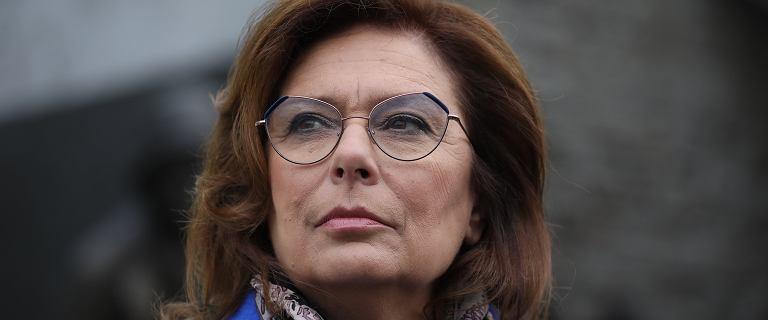 """Kidawa-Błońska mówiła o """"nic niewartej"""" Lewicy. """"Może powiedziałam za mocno"""""""