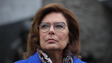 ;Kampania wyborcza Malgorzaty Kidawy - Blonskiej w Warszawie