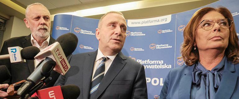 Grzegorz Schetyna o prawyborach prezydenckich w KO: Są niezbędne