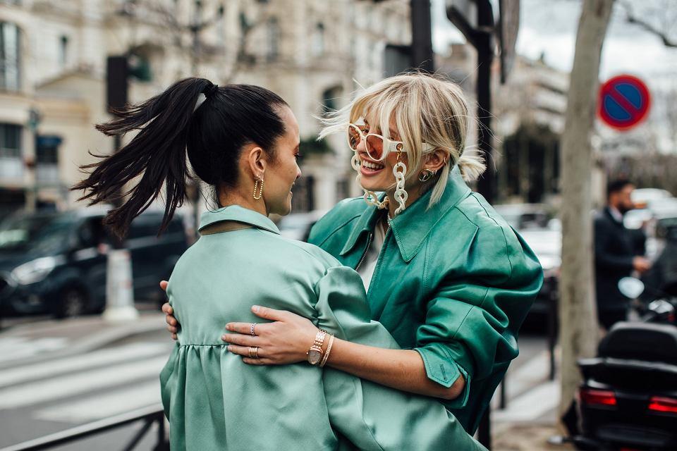 Ten odcień zieleni będzie bardzo modny zimą 2020! - seledynowy kolor