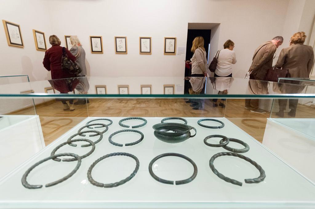 Wystawa 'Pan Samochodzik i skarby muzeów' w Pałacu Schoena w Sosnowcu / Fot. materiał prasowy