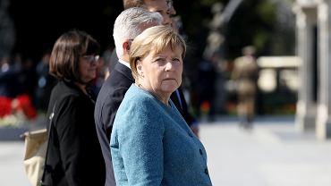 Wizyta Kanclerz Republiki Federalnej Niemiec Angeli Merkel w Warszawie