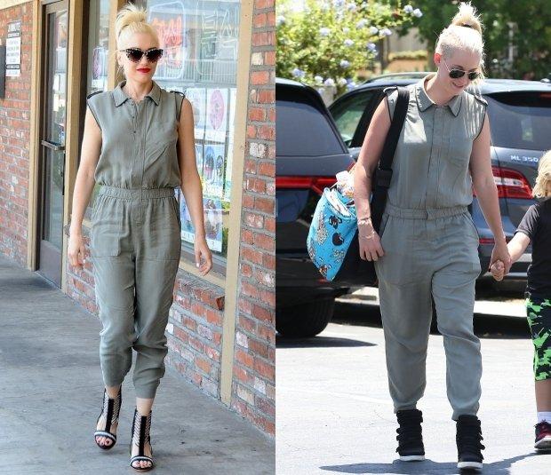 Gwen Stefani i Mandy Mann