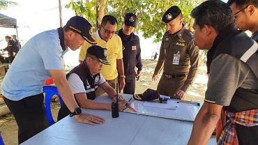 Poszukiwania Polaka w Tajlandii