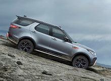 Land Rover Discovery SVX raczej nie trafi do produkcji