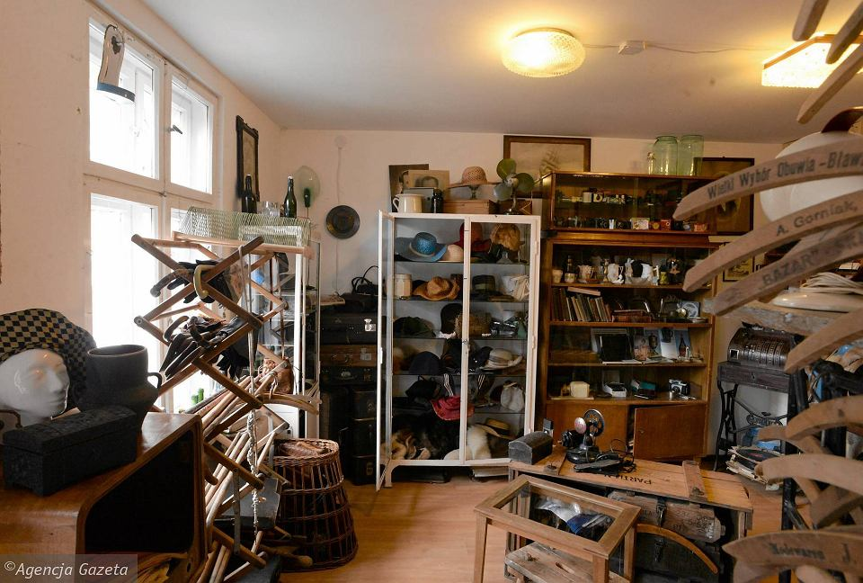 Zdjęcie numer 6 w galerii - Przedmioty z minionej epoki. Retro Garaż jest pełen tajemnic