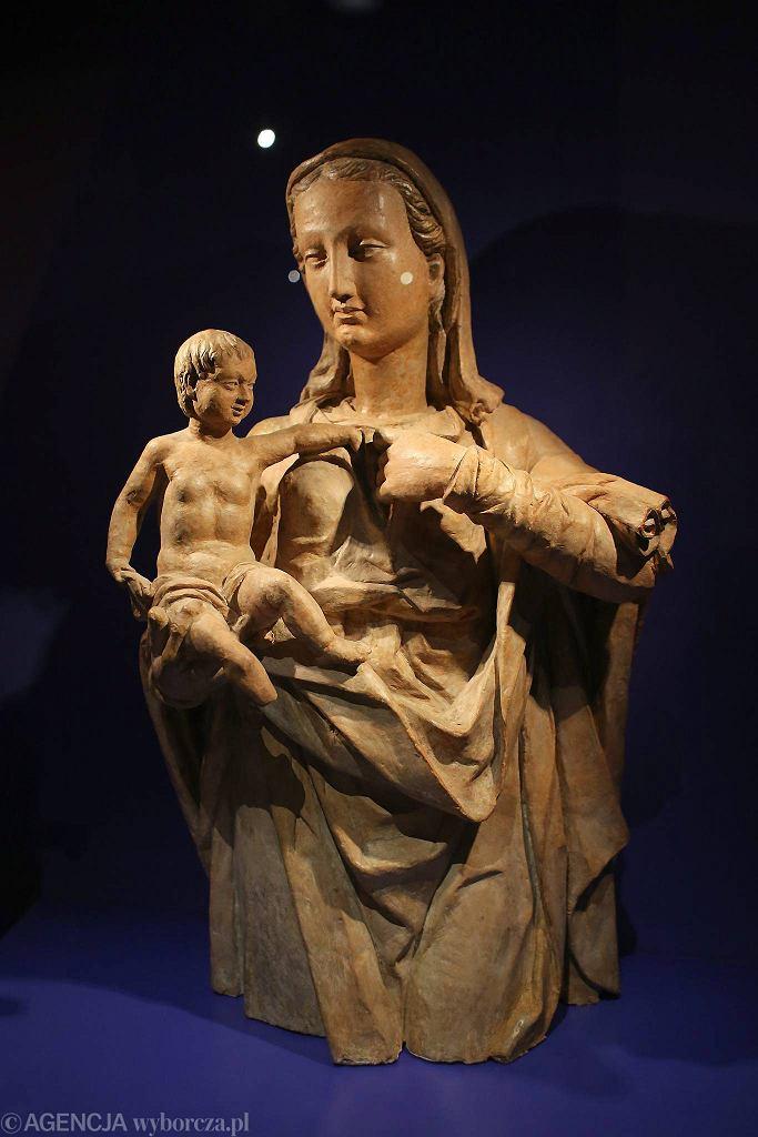 Wystawa 'Maria Mater Misericordiae' w Muzeum Narodowym w Krakowie  / MATEUSZ SKWARCZEK