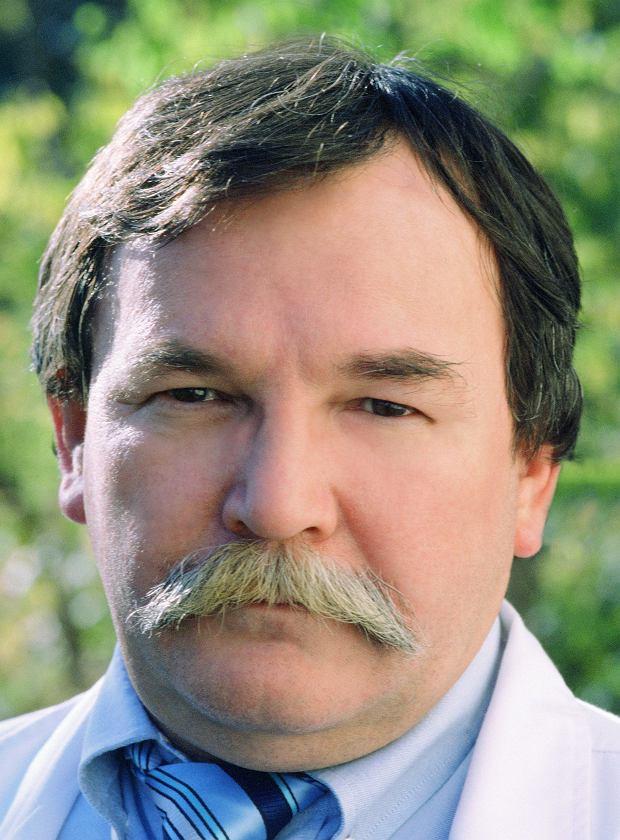 Prof. Jacek Pawlak, Szpital Zachodni w Grodzisku Mazowieckim,