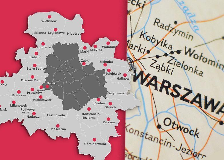 Warszawa w wersji PiS