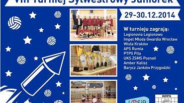plakat Turnieju Sylwestrowego