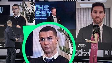 Cristiano Ronaldo, Robert Lewandowski, FIFA The Best