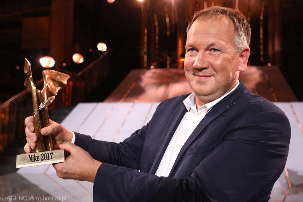 Gala Nike 2017: Cezary Łazarewicz