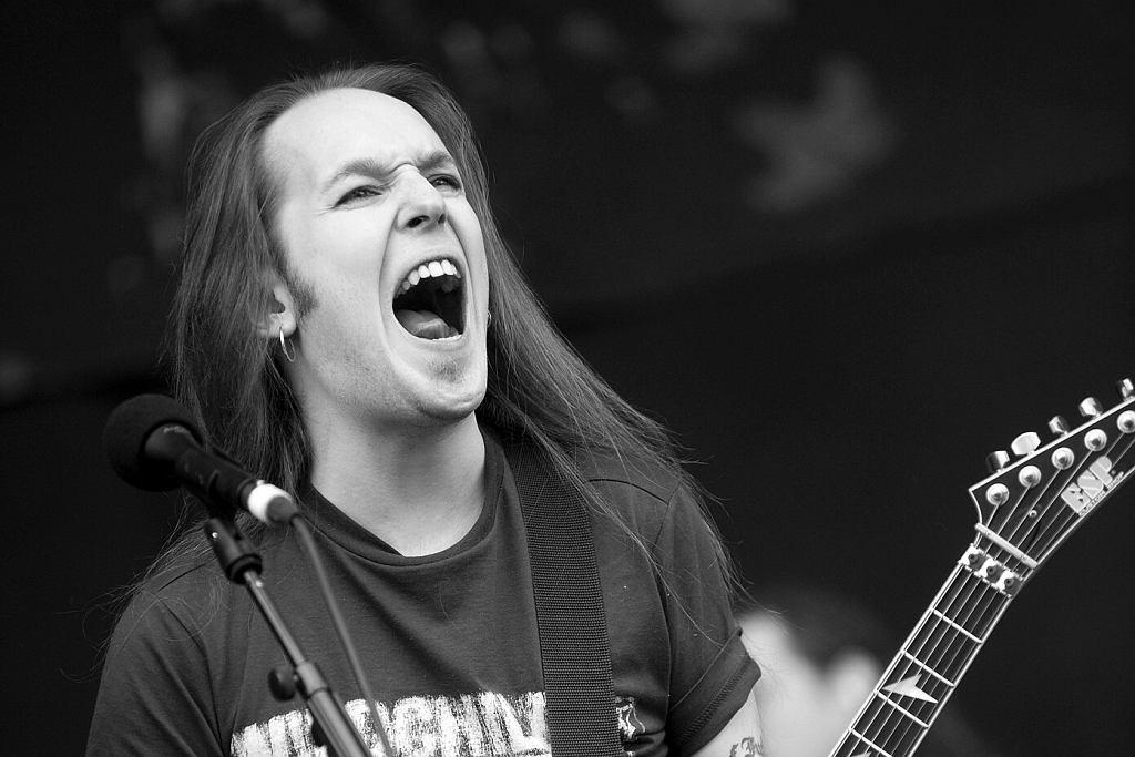 Zmarł Alexi Laiho, wokalista i wykonawca zespołu 'Children of Bodom'