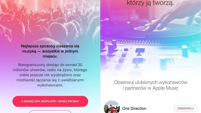 Apple Music już dostępne. Sprawdzamy, czy warto się nim zainteresować [PIERWSZE WRAŻENIA]