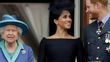 Meghan Markle opowiedziała przyjaciołom o megxicie. Rodzina królewska przytłaczała Harry'ego.