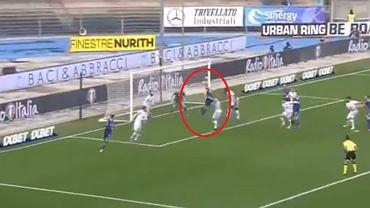 Debiutancki gol Pawła Dawidowicza w Serie A