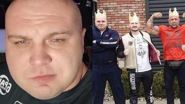 Dawid 'Zaleś' Zalewski, Artur Walczak (drugi od prawej)
